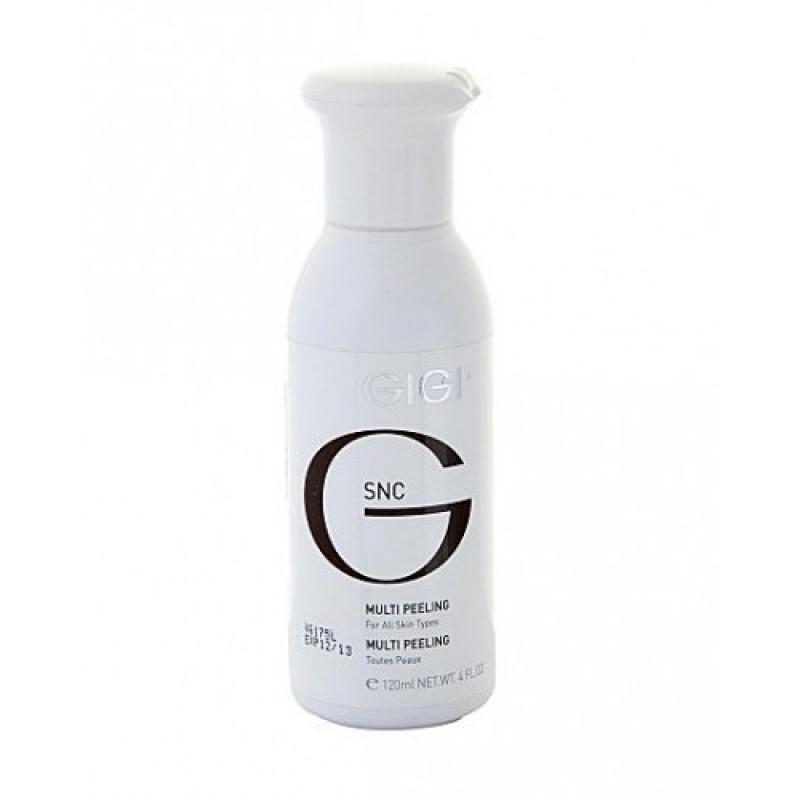 Мультипилинг для всех типов кожи / GiGi SNC Multi Peeling For All Skin Types 120ml