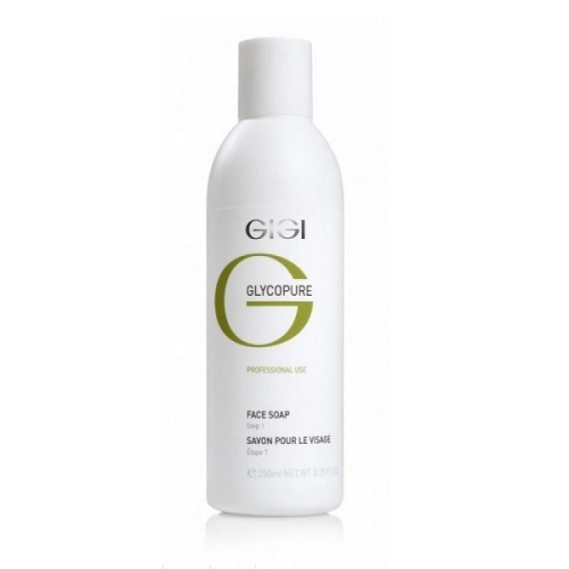 Жидкое мыло для лица / GiGi Glycopure Face Soap 250ml