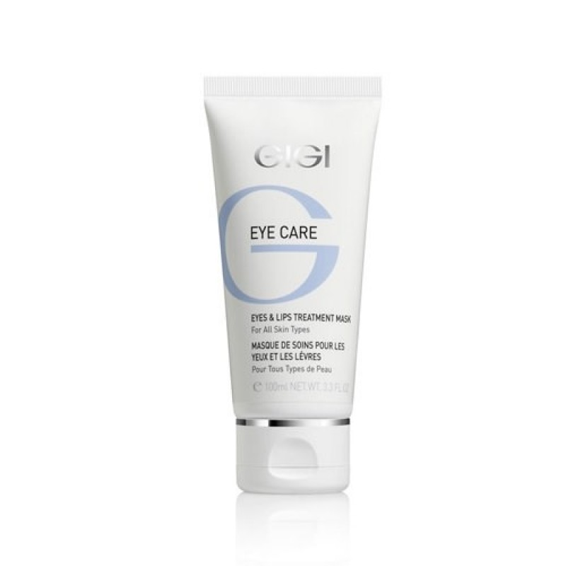 Маска для век и губ  / GiGi Eye Care Eyes & Lips Treatment Mask 100ml