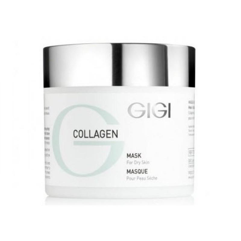 Маска коллагеновая / GiGi Collagen Elastin Mask For Dry Skin 250ml