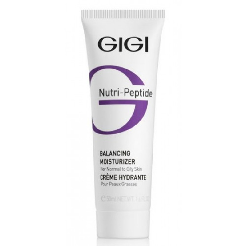 Пептидный балансирующий крем для жирной кожи / Nutri Peptide Balancing Moisturizer Oily skin 50 мл