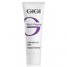 Пептидная очищающая глиняная маска для жирной кожи / Nutri Peptide Purifying Clay Mask 200 мл
