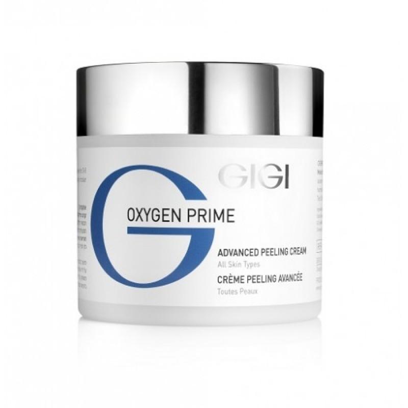 Пилинг крем / GiGi Oxygen Prime Advanced Peeling Cream 250ml