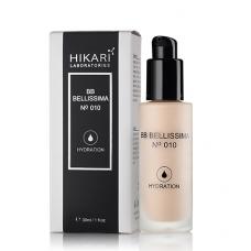 Дневной крем с тональным эффектом SPF 15 (010) Хикари, 30 мл / BB Bellissima 010 Hikari, 30 ml
