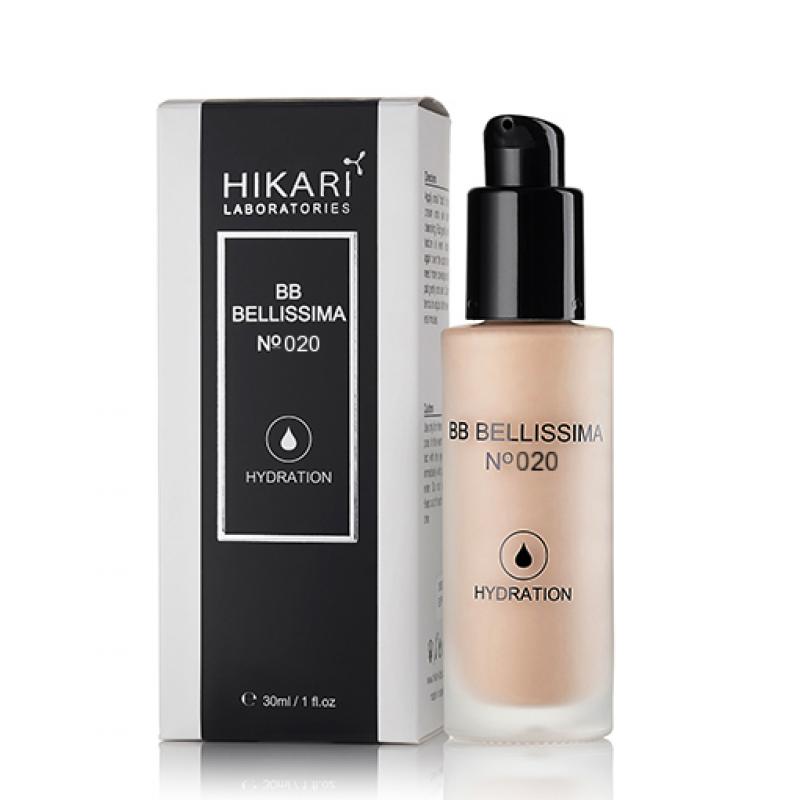 Дневной крем с тональным эффектом SPF 15 (020) Хикари, 30 мл / BB Bellissima 020 Hikari, 30 ml