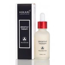Восстанавливающая сыворотка Хикари, 30 мл / Growth-F Therapy Serum Hikari, 30 ml