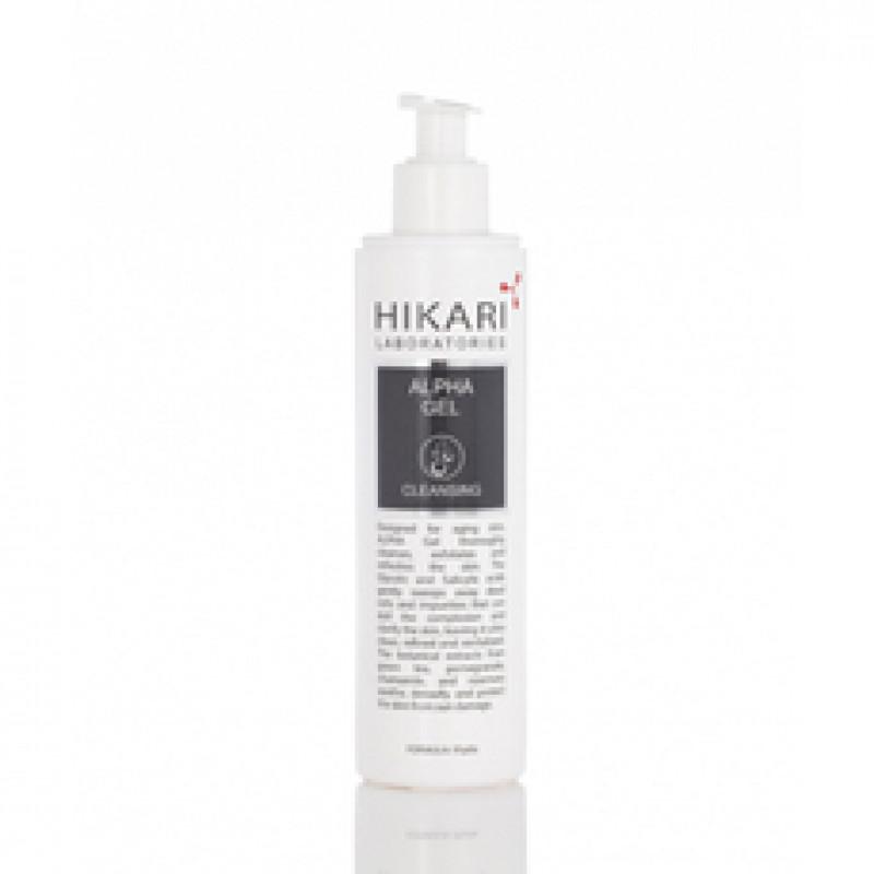 Очищающий гель с регенерирующим действием 250 мл. 500 мл. / HIKARI Alpha Gel 250 ml. 500 ml.