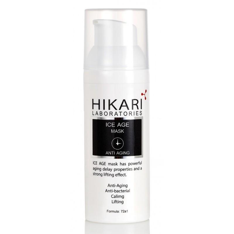 Охлаждающая маска против старения Хикари, 50 мл,100 мл / Ice Age Mask Hikari, 50 ml,100 ml