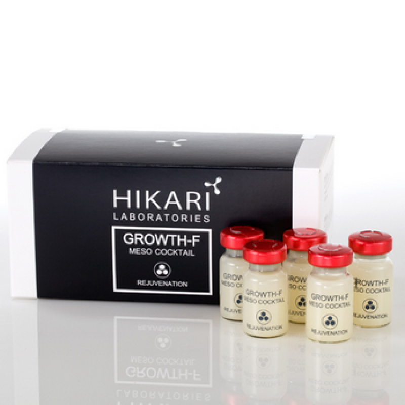 Мезококтейль для коррекции рубцов Хикари, 5*8 мл / Meso-Cococtail Stretch-M Hikari, 5*8 ml