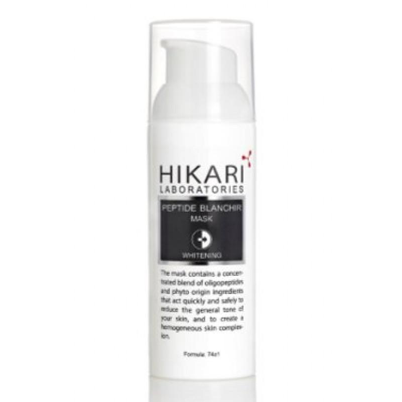Отбеливающая маска Хикари, 50 мл, 100 мл / PEPTIDE BLANCHIR Mask Hikari, 50 ml, 100 ml