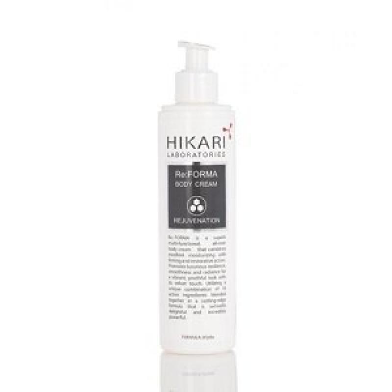 Обновляющий крем для тела Хикари, 200 мл, 400 мл / Re-forma Body cream Hikari, 200 ml, 400 ml