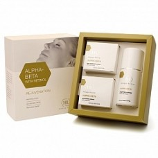 Набор для обновления кожи / Holy Land Alpha-Beta & Retinol Kit (Prepping Lotion, Day Cream, Restoring Cream)