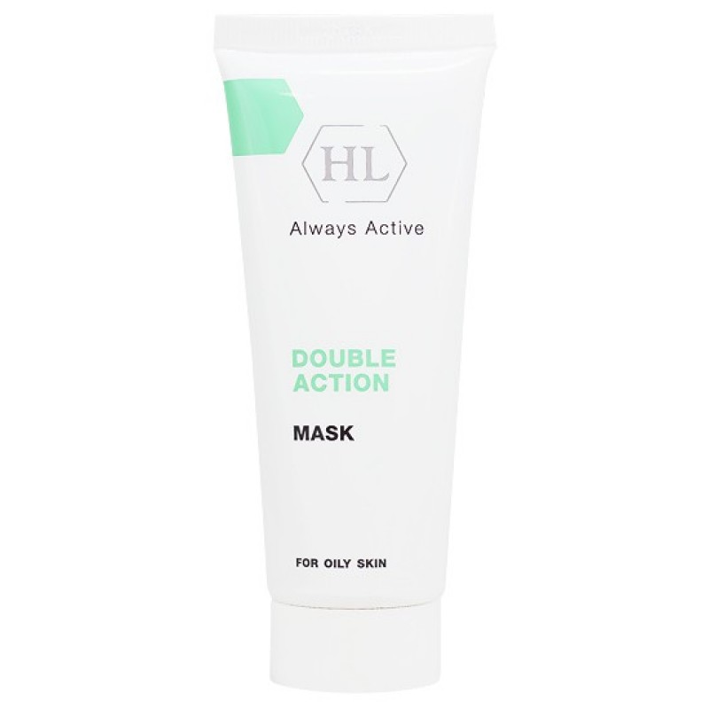 Сокращающая маска / Holy Land Double Action Double Action Mask 50 мл,  250 мл