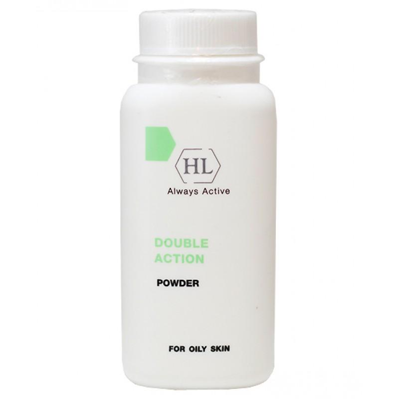 Защитная пудра / Holy Land Double Action Powder (For Oily Skin) 50 мл