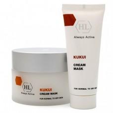 Питательная маска-крем Кукуй / Holy Land Kukui Cream Mask (For Normal To Dry Skin) 70 мл, 250 мл