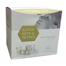 Профессиональный набор / Alpha-Beta & Retinol Professional Kit (6 Units)