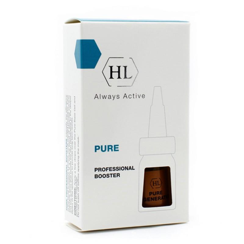 Концентрат для поврежденной,обезвоженной,чувствительной кожи / Professional Booster Regenerating 8 мл