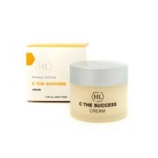Крем с высокой концентрацией витамина С / Holy Land C The Success Cream, 50 мл, 250 мл