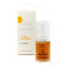 Сыворотка для ухода за кожей век с витамином C / Holy Land C The Success Eye Serum, 20 мл