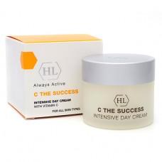 Интенсивный дневной крем с витамином С / Holy Land C The Success Intensive Day Cream With Vitamin C, 50 мл, 250 мл