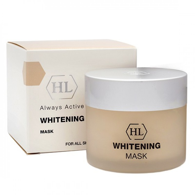 Отбеливающая маска / WHITENING Mask 50 мл, 250 мл