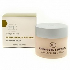 Дневной защитный крем / Holy Land Alpha-Beta & Retinol Day Defense Day Cream, 50 мл, 250 мл