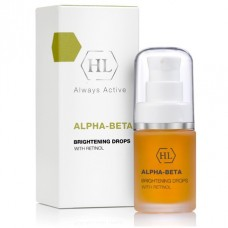 Осветляющая сыворотка / Holy Land Alpha-Beta & Retinol Brightening Drops 20 мл