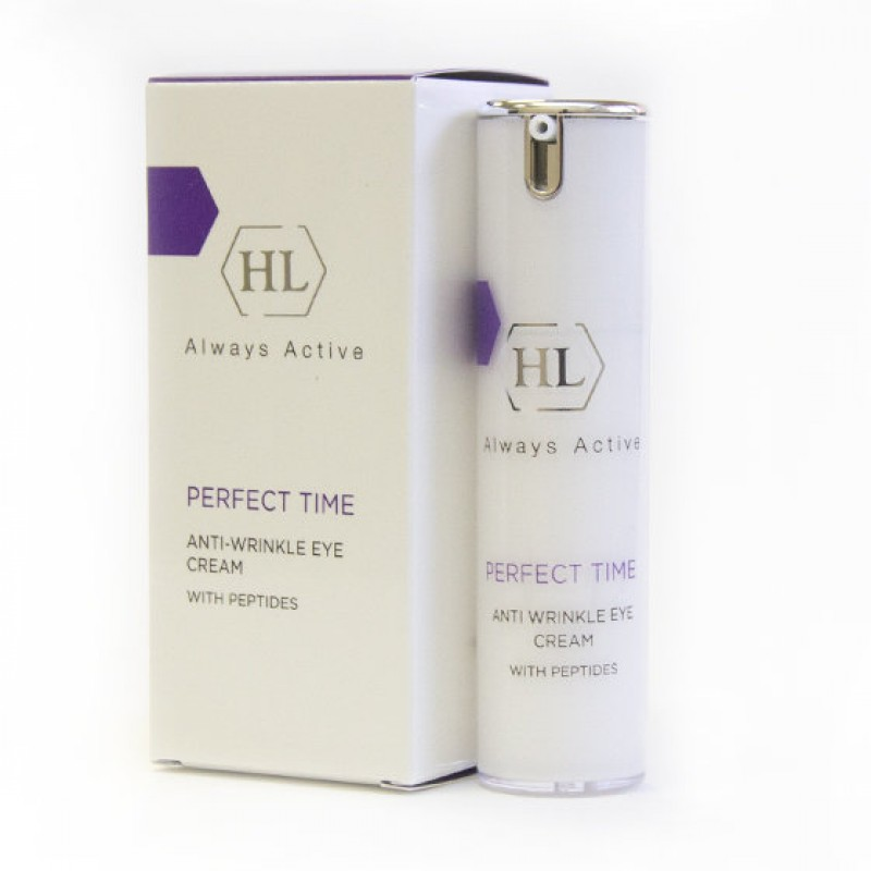 Укрепляющий крем для век / Holy Land Perfect Time Anti Wrinkle Eye Cream 15Ml