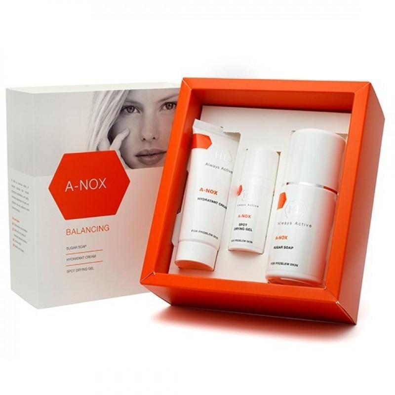 Набор для ухода за жирной проблемной кожей / A-Nox Balancing Kit