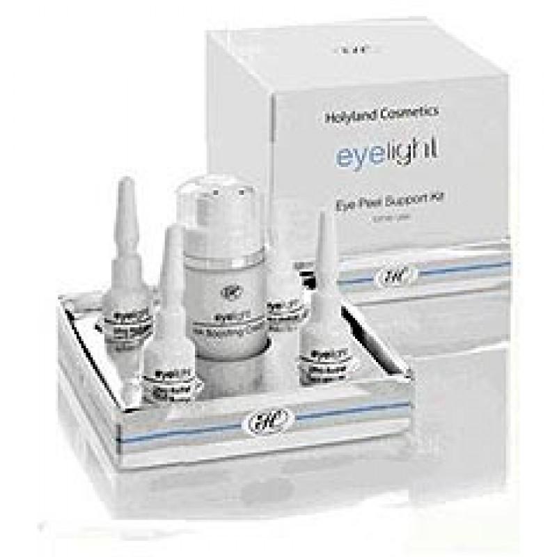 Набор для домашнего ухода за кожей век / Eye Peel Support Kit