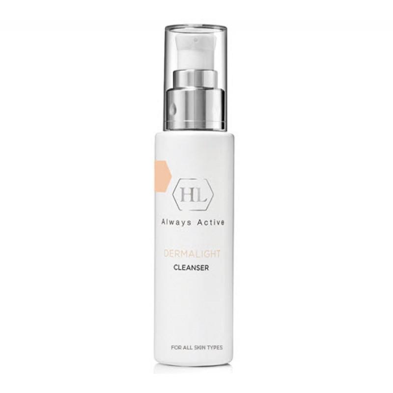 Очищающее мыло с эффектом осветления кожи / Holy Land DermaLight Cleanser 250 мл