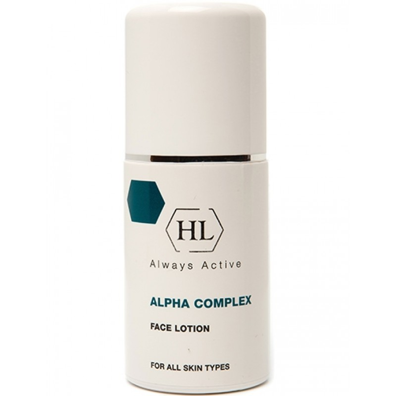 Лосьон для лица / Holy Land Alpha Complex Face Lotion, 125 мл