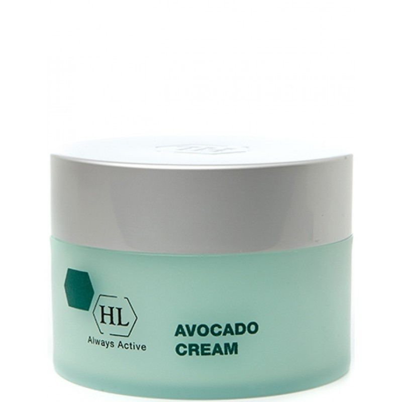 Крем с авокадо для сухой, обезвоженной кожи / Holy Land Avocado Dry Skin Cream 250 мл