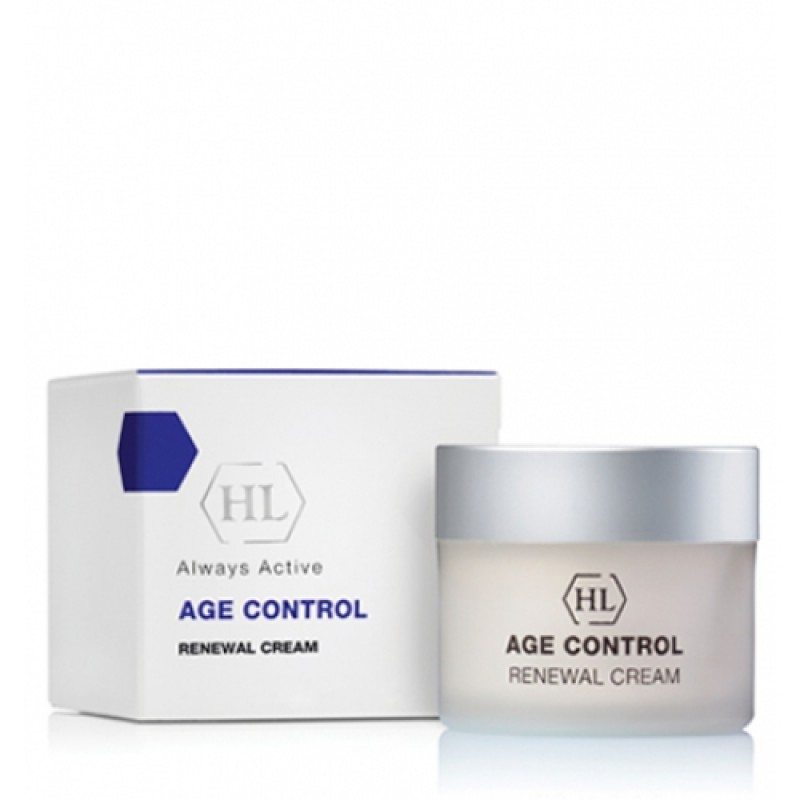 Обновляющий крем / Holy Land Age Control Renewal Cream 50 мл