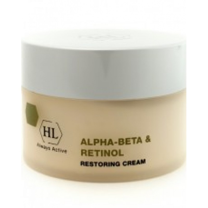 Восстанавливающий крем / Holy Land Alpha-Beta & Retinol Restoring Cream 50 мл, 250 мл