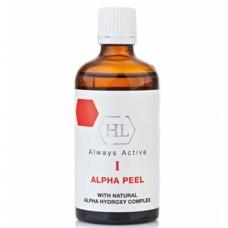 Альфа пилинг / Holy Land Alpha Peel 1 100 мл, 200 мл