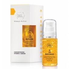 Высококонцентрированная сыворотка с витамином С / Holy Land C The Success Concentrated Natural Vitamin C Serum, 30 мл