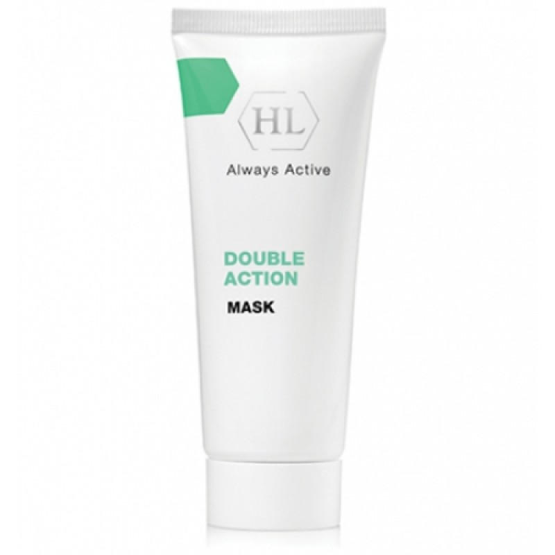 Маска для жирной кожи лица / Holy Land Double Action Mask for Oily Skin 70 мл