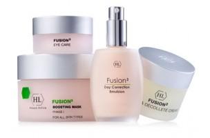 Fusion 3 - линия для нормальной/сухой кожи