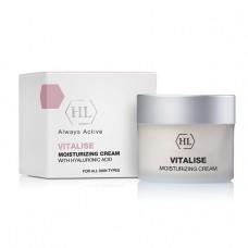 Дневной увлажняющий крем / Holy Land Vitalise Moisturizing Cream with Hyaluronic Acid 50 мл, 250 мл