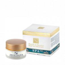 Отбеливающий и выравнивающий тон кожи крем для лица SPF20 50 мл / Health and Beauty Lightening Cream 50 ml