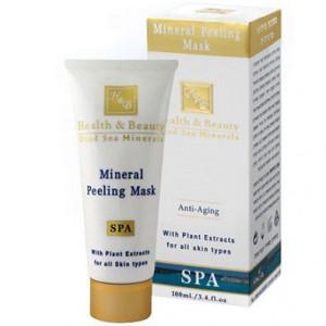 Минеральная маска-пилинг для лица 100 мл / Health And Beauty Mineral Peeling Mask 100 ml