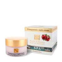 Укрепляющий ночной крем на основе граната 50 мл / Health and Beauty Pomegranates Night Cream 50 ml