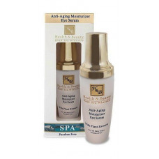 Сыворотка вокруг глаз Антивозрастная 50 мл / Health & Beauty Anti-Aging Moisturizer Eye Serum 50 ml