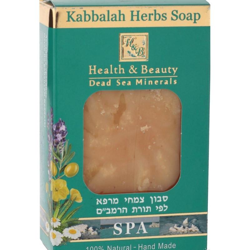 Мыло травяное по рецептам Каббалы 100 гр / Health & Beauty Kabbalah Herb Soap 100 gr