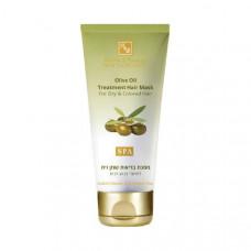 Маска питательная для сухих и повреждённых волос с оливковым маслом 200 мл / Health & Beauty Olive Oil Treatment Hair Mask For Dry and Colored Hair 200 ml