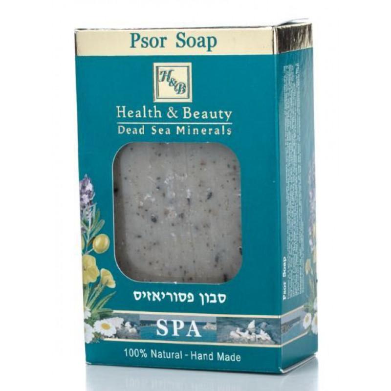 Мыло для ухода за кожей при псориазе 100 гр / Health & Beauty Psor Soap 100 gr