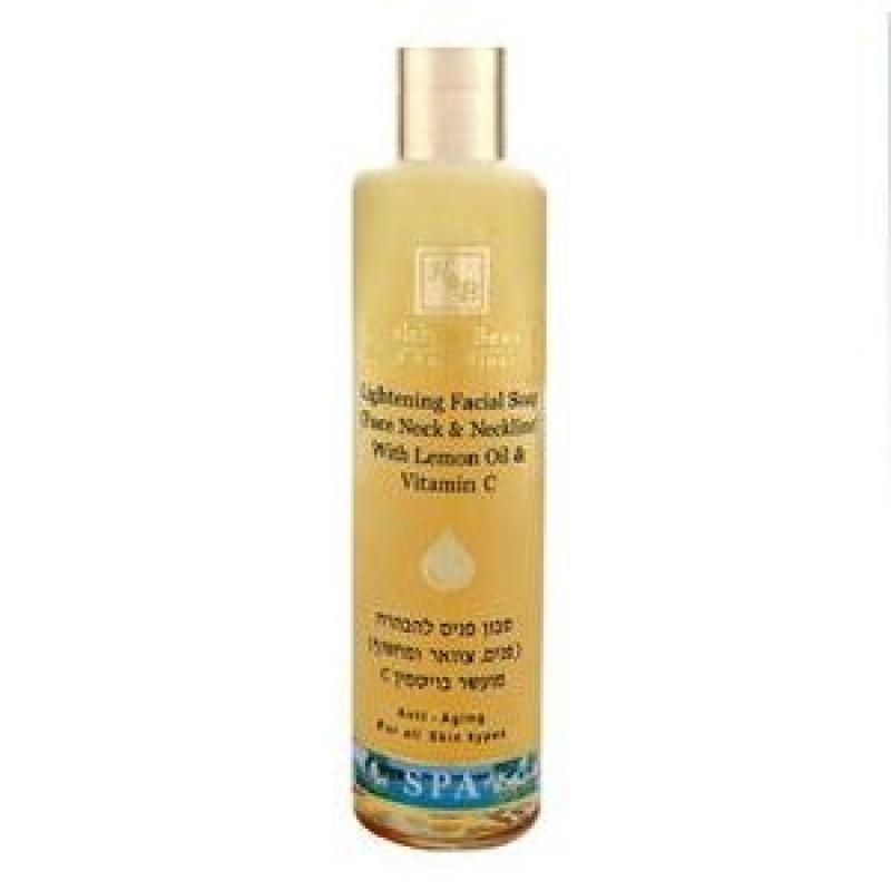 Осветляющее жидкое мыло для лица, шеи и области декольте 250 мл / Health & Beauty Soap Facial Lightening 250 ml