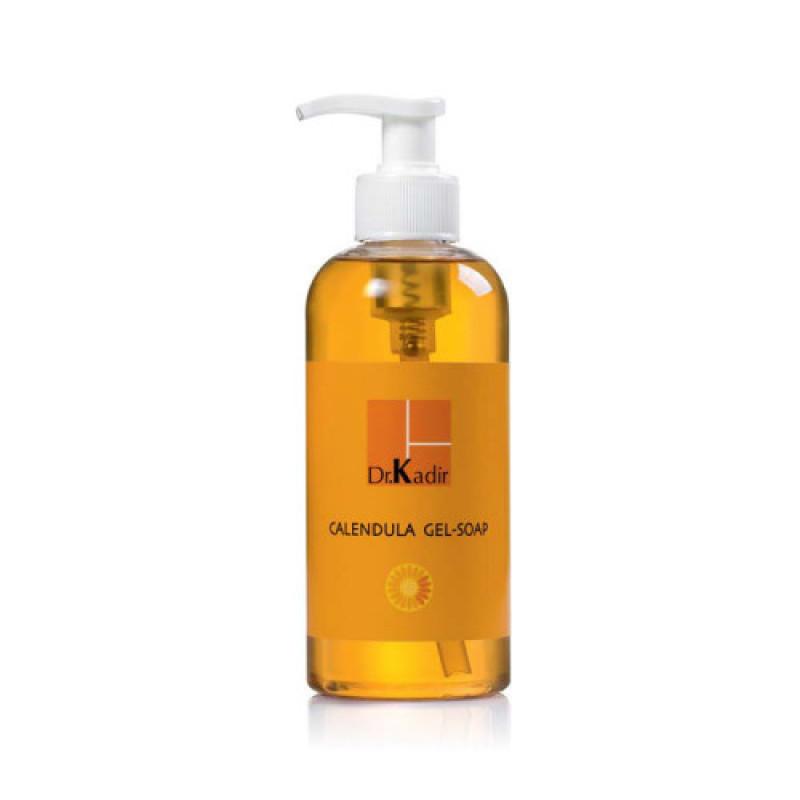 Очищающий гель с календулой 330 мл / Dr.Kadir Cleansers Calendula Gel Soap 330 ml