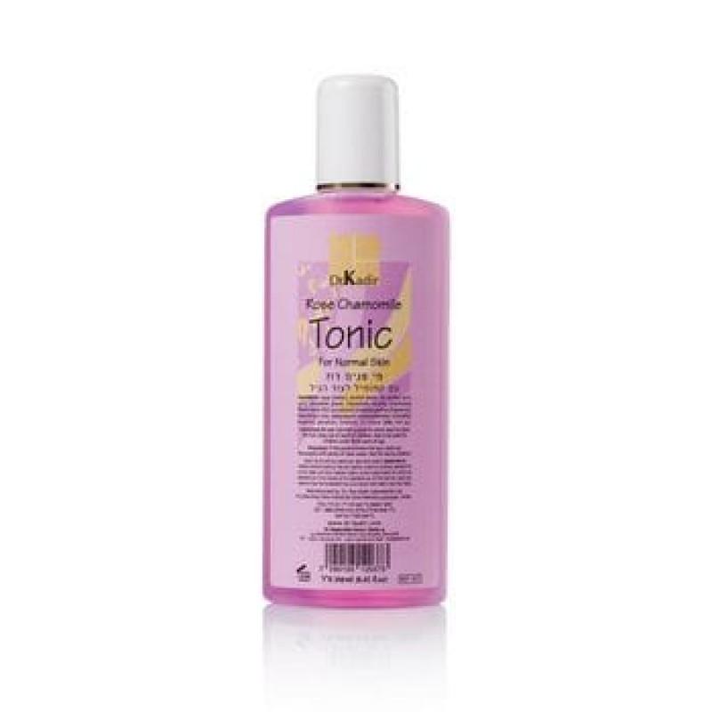 Розовый тоник для нормальной кожи 250 мл, 1000 мл. / Dr.Kadir Cleansers Rose Camomile Tonic (for Normal Skin) 250 ml, 1000 ml